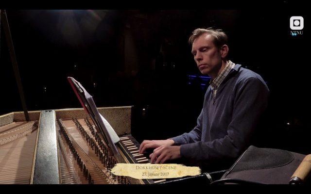 Forskningskonsert med Lars Henrik Johansen