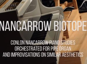 Conlon Nancarrow – Piano studies