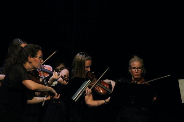 Rå og sakral åpning av Trondheim Kammermusikkfestival 2021